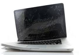 Broken MacBook Pro Air Laptop