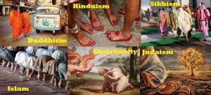 Barefoot Religion Worship